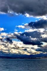 2017-03-24 19.47.25 (anyera2015) Tags: ceuta canon canon70d nubes nublado playa tormenta hdr