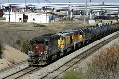 SSW 7962 (KB5WK) Tags: cottonbelt espee railroad railroading railroads railway southernpacific ssw7962 unionpacific