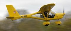 Aeroprakt A22-LS Foxbat G-CINV Popham Microlight Trade Fair 2017 (SupaSmokey) Tags: aeroprakt a22ls foxbat gcinv popham microlight trade fair 2017