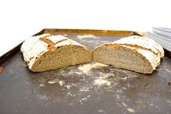 Hier das Ergebnis (Lust und Laune) Tags: sauerteig mischbrot selbst gebacken