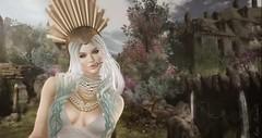 Dawn's Promise (roxi firanelli) Tags: ff17 fantasyfaire2017 aisha wasabipills bauhausmovement storybook bloom prismevents shinyshabby