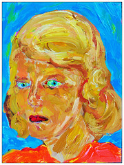 Sylvia Plath. (Steve.D.Hammond.) Tags: sylvia plath