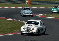 Touring Greats (3) ({House} Photography) Tags: hrdc touring greats tc63 brands hatch uk kent fawkham indy circuit racing motorsport car automotive canon 70d sigma 150600 contemporary housephotography timothyhouse old classic saloons rare jaguar s type
