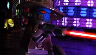 In the underworld of Coruscant..