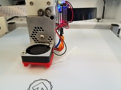 First attempt at 3D printing (quinn.anya) Tags: 3dprinter printing