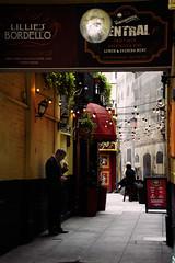 Lillie's Bordello (Marta Marcato) Tags: man smoke smoking street streetphotography guy standing stand uomo fumo fumare strada ragazzo break pausa dublin dublino ireland irlanda nikond7200