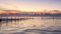 Seaside (keikoellis) Tags: beach australia nsw clouds naturallight 1740m4f canon6d oceanpool landscape seascape