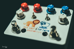 The Lion & The Lamb by Electricnim (Daniel Y. Go) Tags: fuji fujixpro2 xpro2 philippines electricnim pedals music guitar boutiquepedals thelionandthelamp od overdrive