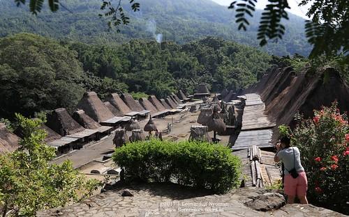Bena Traditional Village - Ngada - Flores island