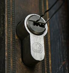 Lock picking (superhic) Tags: macromondays lock picking crime macro monday