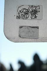 Tagged (Ch0jiN) Tags: tag sticker mosman fd 50mm bokeh metabones