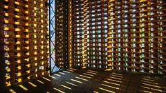 Bait Ur Rouf South West wing 2817 (shahidul001) Tags: mosque prayer religion spirituality islam baiturrouf agakhanaward architecture marinatabassum light design community
