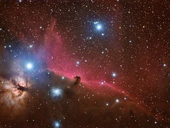 IC434 o Cabeza de Caballo (ACHAYA - Astrofotografías) Tags: ic434 cabeza de caballo achaya fundo san francisco los andes astrometrydotnet:id=nova2048809 astrometrydotnet:status=solved
