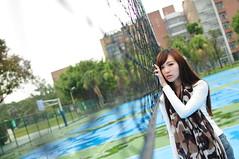 喬喬1017 (Mike (JPG直出~ 這就是我的忍道XD)) Tags: 喬喬 台灣大學 d300 model beauty 外拍 portrait 2013