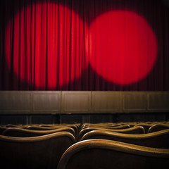 mOOvie (Blende1.8) Tags: red house cinema motion rot canon germany movie deutschland essen kino theater chairs picture seats drape seating cinematic stühle vorhang s110 filmtheater bestuhlung lunaphoto grenad granddrape