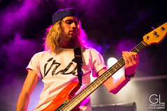 Tonight Alive (Gwendolyn Lee) Tags: people music photography photo concert nikon tour audience live crowd performance sydney band sigma lee ta btc gwendolyn asm 2470mm factorytheatre d600 2013 becausetheycan tonightalive asleeplessmelody jennamcdougall gwendolynlee