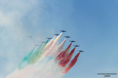 """Frecce Tricolori 19 • <a style=""""font-size:0.8em;"""" href=""""http://www.flickr.com/photos/92529237@N02/8899460161/"""" target=""""_blank"""">View on Flickr</a>"""