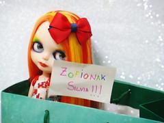 Happy birthday to my dear Silvia! <3