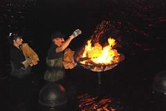 Dedicated volunteers keeping the fires burning