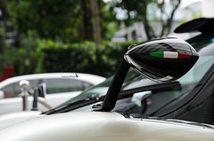 Mirror (FreeLunchPhotos) Tags: 2 st singapore 5 regis cinque zonda pagani 2of5