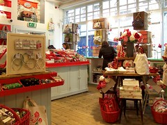 Cath Kidston London Shop (teresue) Tags: uk greatbritain england london unitedkingdom cathkidston kidston 2013