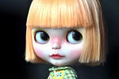 Yellow Hairs....*Mango Pudding**
