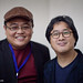 "With Park Chan-Wook • <a style=""font-size:0.8em;"" href=""http://www.flickr.com/photos/38995588@N06/9246846137/"" target=""_blank"">View on Flickr</a>"