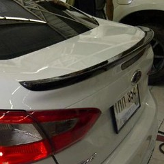#spoiler #ford #focus #sedan #สปอยเลอร์ #ฟอร์ด #โฟกัส 4ประตู by #arkira_auto #contact #สนใจติดต่อ #0854146459 #0880083309  #aeropart #accessory #automobile #car #bodypart #ของแต่งรถ #แต่งรถ #ประดับยนต์ #รถแต่ง #retail #racing #wholesale #www.arkira-auto.c