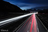 A480 motorway (DFphoto38) Tags: route nuit 1740 nd8 eos7d a480