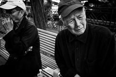 Elders (David's_silvershots) Tags: usa boston canon chinatown massachusetts newengland chinesechess massachusettes compactcamera 22mm eosm 35mmfov