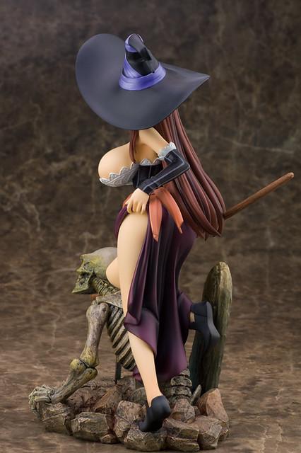 魔乳寶冠魔女超立體化登場!
