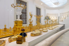 Travels of badger - Hapsburg Dinner Service in the Hofburg (enigmabadger) Tags: vienna wien austria lego fig figure minifig custom hapsburg brickarms