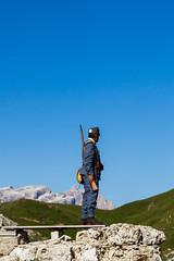 San Cassiano 2013 (Nicola Pezzoli) Tags: nature canon soldier san nicola guerra museo alto dolomiti manfrotto passo adige falzarego soldato cassiano 600d pezzoli 2013