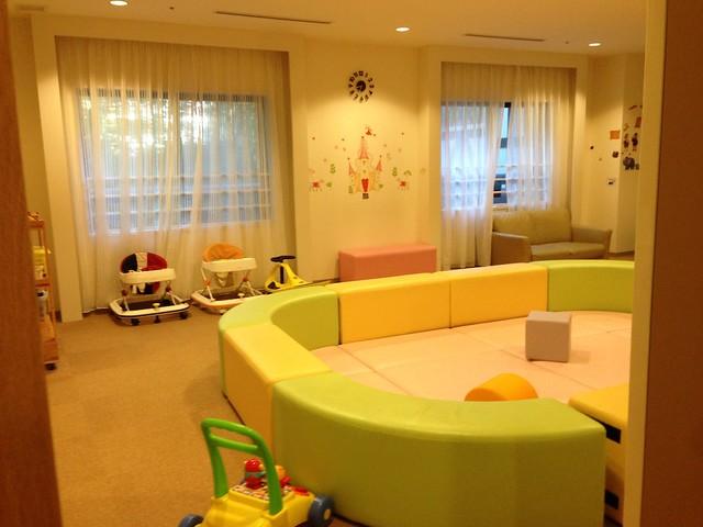 ホテル2階にある、キッズルームです。|ホテルグリーンプラザ軽井沢