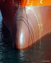 Bulbos de buques (15) (javier_cx9aaw) Tags: de shipyard shipbuilding bulbos proa puertovigo industrianaval astillerosconstrucciones cxaaw