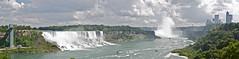 Niagara Falls Panorama (Elizabeth Gray1) Tags: landscape outdoor niagara falls