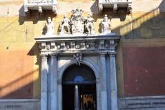 Genoa: Palazzo Doria-Spinola Dorrway (lazzo51) Tags: italy arches genoa palazzodoriaspinola