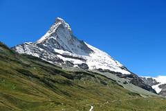 03-Matterhorn (ohank1951) Tags: alps switzerland suisse zermatt matterhorn alpen wallis valais cervin zwitserland cervino dentdherens schnbielhtte