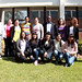 Tadelle Dessie and students from European Graduate School in Animal Breeding and Genetics