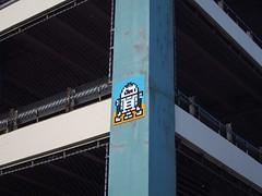 Invader on Howard: R2D2 (Scoboco) Tags: streetart grafitti lowereastside spaceinvader invader gothamist invadernyc invaderstretartist invader8bit invaderny invaderwashere