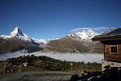 Matterhorn -  (linolo) Tags: mountain alps switzerland europa europe swiss gornergrat zermatt matterhorn riffelsee sunnegga  rothorn   riffelberg fluhalp stellisee leisee rotenboden blauherd grindjisee