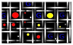 Zero Gravity (Joe Vance aka oliver.odd) Tags: wild abstract colour born design natural gravity ideas zero basic stickybeak hypotheticalawards