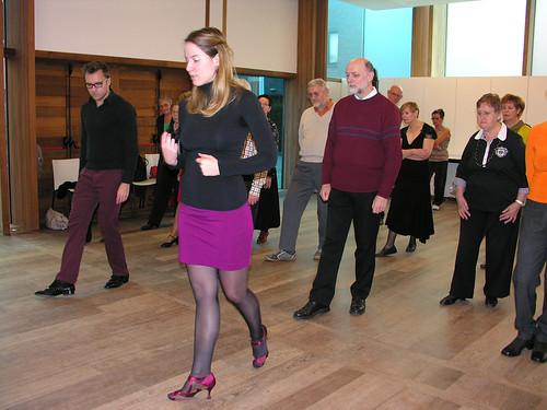 Initiatie Argentijnse tango