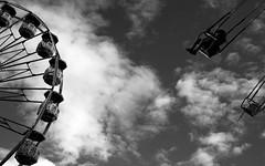 Kirmes (Thomas Geiregger) Tags: world street camera city portrait urban bw white black salzburg monochrome composition square lens four prime sterreich flickr moments fotografie faces thomas candid creative luzern commons