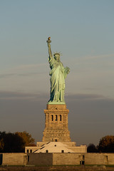 _MG_7429.jpg (MD & MD) Tags: newyorkcity morning november autumn newyork fall sunrise liberty island statueofliberty manhatten statenislandferry 2013