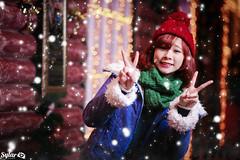 IMG_2157 (G-Dragon) Tags: christmas canon eos noel 5d merry dug thuy dung metropole strobist sylar