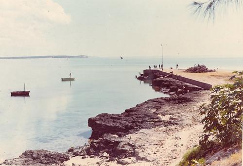 Moz coastline