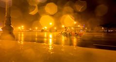 Monsoon Tuk-Tuk ride  ( EXPLORED) (Tore Thiis Fjeld) Tags: road city light color wet rain reflections movement asia cambodia samsung explore monsoon tuktuk phnompenh lightrays nx210