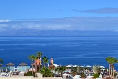 Azure Paradise (Prajzner) Tags: ocean water tenerife nikkor nikond3100