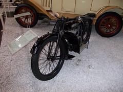 Wanderer Modell G 1928 (Zappadong) Tags: auto bike g motorbike moto motor 1928 modell wanderer motorrad technikmuseum sinsheim einrad zweirad 2013 zappadong